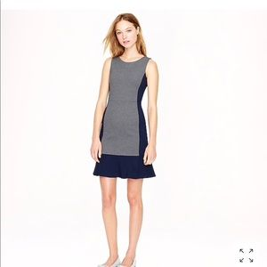 J. Crew Knit Sleeveless Dress